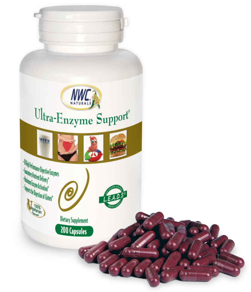 ultra enzyme support